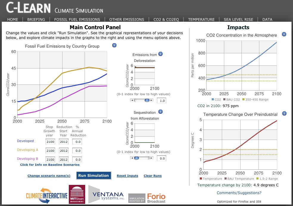 Tools | Climate Interactive